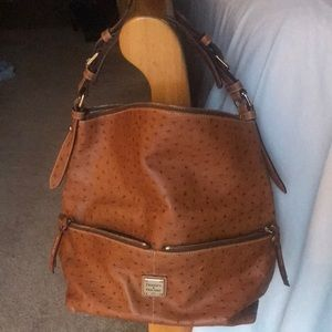 Dooney & Bourke purse and matching wallet